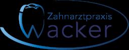Zahnarztpraxis Wacker Logo